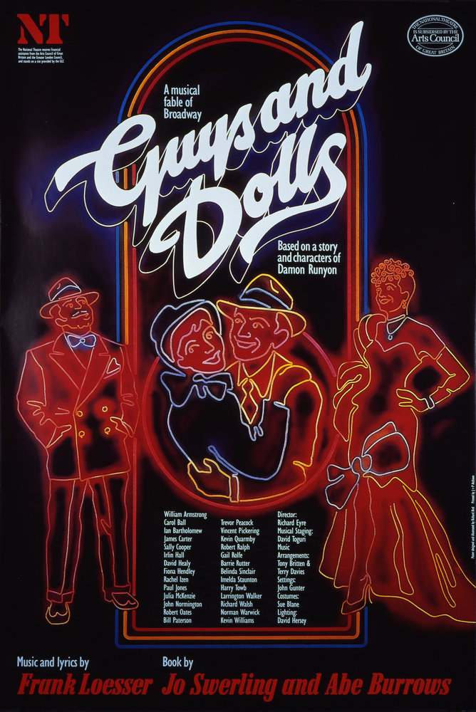 guys and dolls a