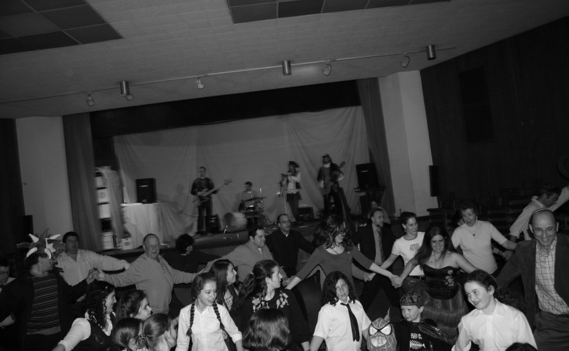 Purim Party 085